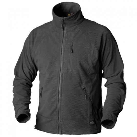 Куртка Helikon-Tex Alpha Grid Fleece Jacket black