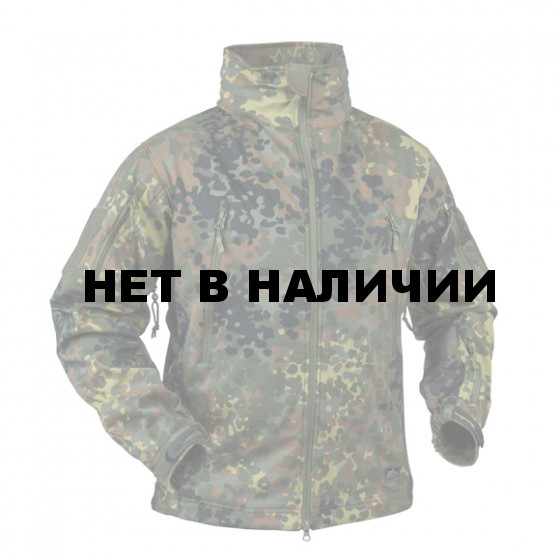 Куртка Helikon-Tex Gunfighter Jacket flecktarn