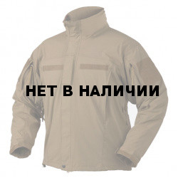 Куртка Helikon-Tex Level 5 Ver 2.0 - Soft Shell Jacket coyote