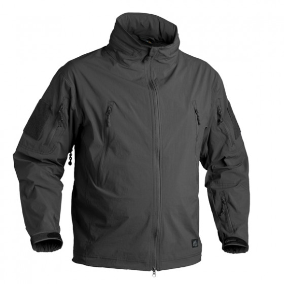 Куртка Helikon-Tex Trooper Soft Shell Jacket black L