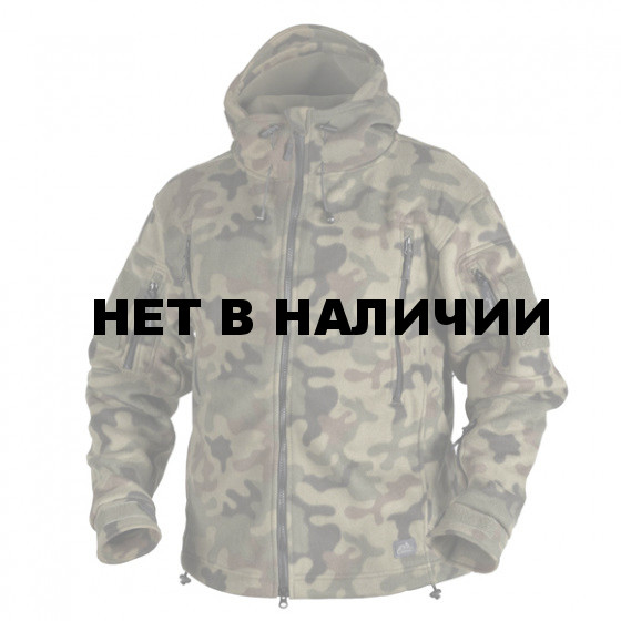 Куртка Helikon-Tex Patriot Heavy Fleece Jacket PL woodland