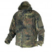 Куртка Helikon-Tex Patriot Heavy Fleece Jacket flecktarn