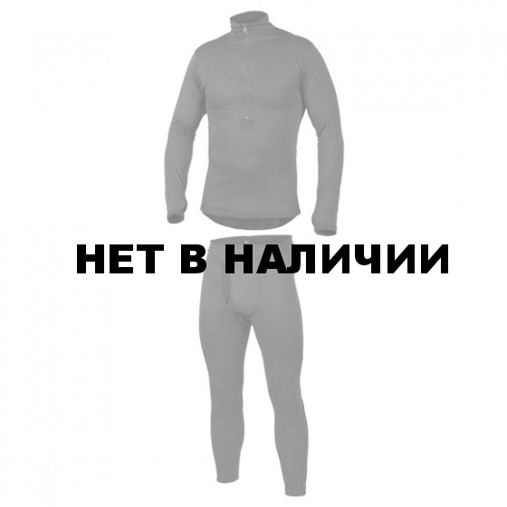 Комплект термобелья Helikon-Tex Level 2 – Underwear Set black