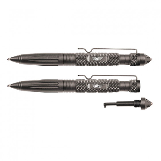 Ручка UZI-TACPEN6 gun metal
