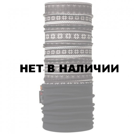 Бандана Buff Polar knitsnow/Grey 107894