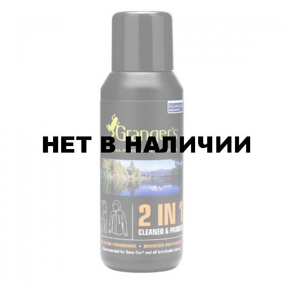 Водоотталкивающая пропитка+стирка 60ml GRF25(Grangers)