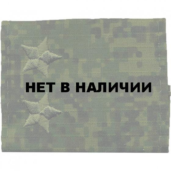 Фальшпогоны Подполковник лес полевые вышивка шёлк