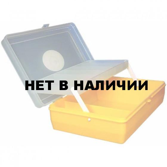 Коробка Тривол ТИП-5 210 х 110 х 50 мм, двухъярусная c микроли
