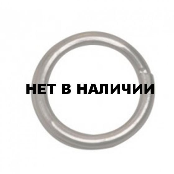 Кольцо заводное GAMAKATSU HYPER SPLIT RING №5 44кг 9шт. (149