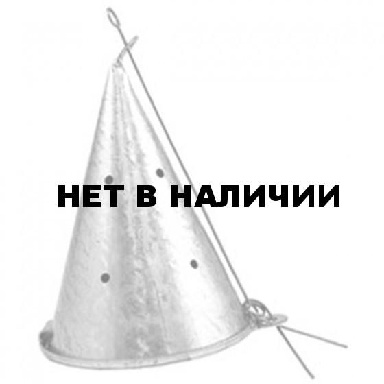 Кормушка зимняя SIWEIDA КОНУС металл. малая H-10.5см Ф-7см (76
