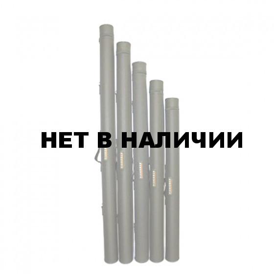 Чехол-тубус д/спиннинга жесткий Ф-282 (11см\145см) FISHERMAN