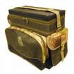 Ящик-сумка рыболовный пенопластовый 2-х ярус. H-2 LUX