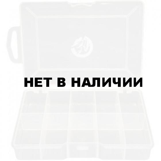 Коробка СВ - 01 100 х 50 х 17 мм, 5 отд. с магнитами