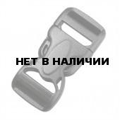 Пряжка фастекс 25 мм 1-07145/1-07605 (2 части) две регулировки ч