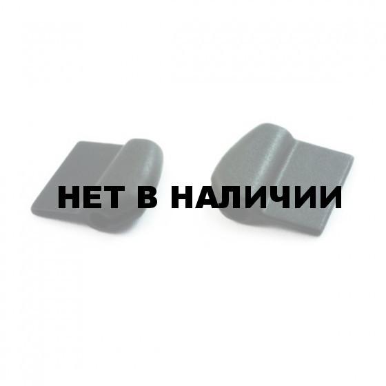 Фиксатор для шнура 3,5мм вшивной P467STR3(L)/P467STR6(R) серый Duraflex