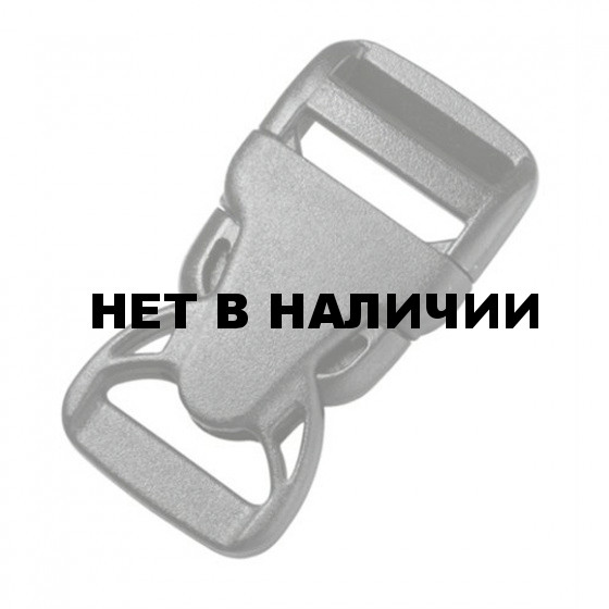Пряжка фастекс 25 мм 1-07145/1-07146 (2 части) одна регулировка