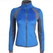 Куртка женская Bloom Polartec High-Loft blue/grey