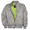 Куртка Refueler Alpha Industries new silver
