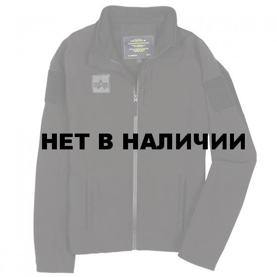 Куртка Robinson soft shell Alpha Industries black
