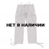 Брюки Tracker Pant Alpha Industries pebbled gray
