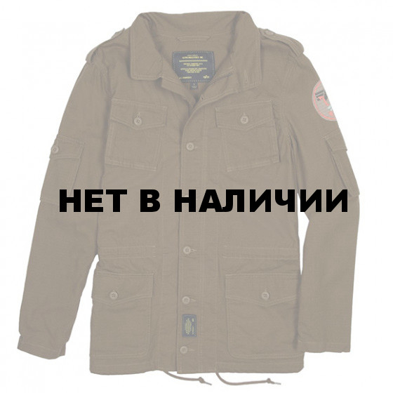 Куртка Ingram Alpha Industries grenade green