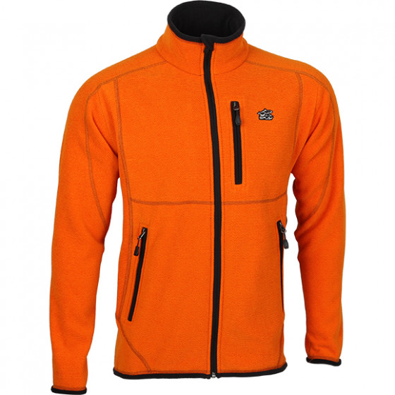 Куртка Craft Polartec Woven Inspired оранжевая