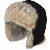 Шапочка Anchorage черная