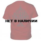 Футболка 5.11 Logo T S/S Ace Of Blades Cardinal