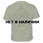 Футболка 5.11 Logo T S/S Ace Of Blades Od Green