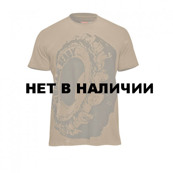 Футболка 5.11 Recon Tire T Battle Brown