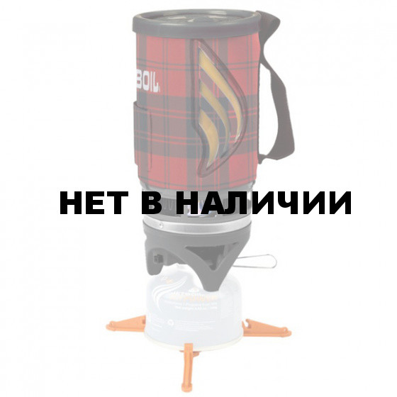 Горелка JetBoil Flash Buffalo Plaid New