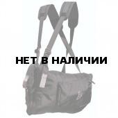 Система нагрудных сумок Ribz черный XL