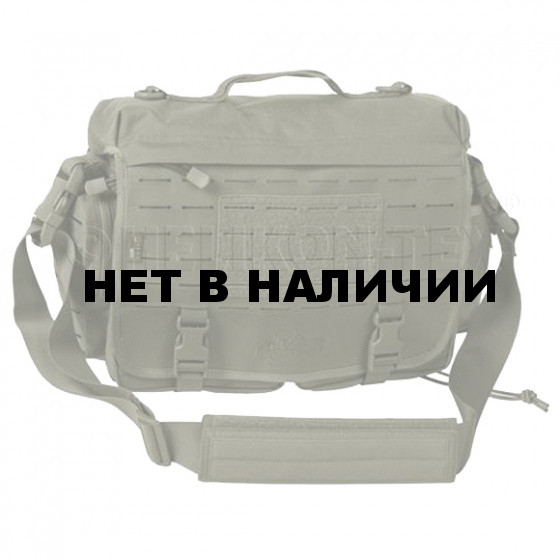 Сумка Helikon-Tex D.A. Messenger Bag olive green