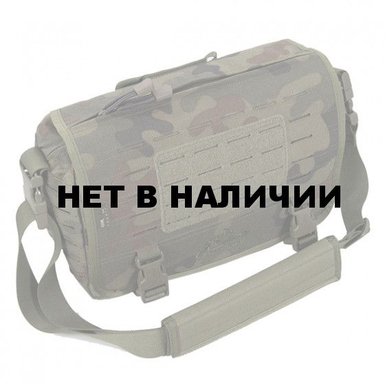 Сумка Helikon-Tex D.A. Small Messenger Bag PL woodland