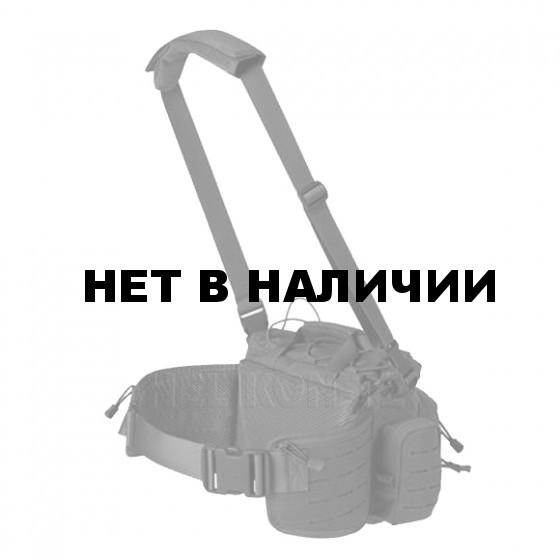 Сумка поясная Helikon-Tex D.A. Foxtrot shadow grey