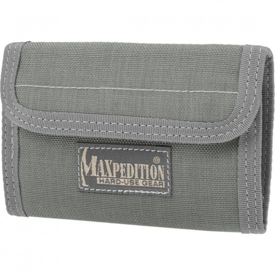 Кошелек Maxpedition Spartan Wallet foliage green