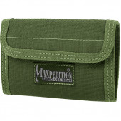 Кошелек Maxpedition Spartan Wallet green