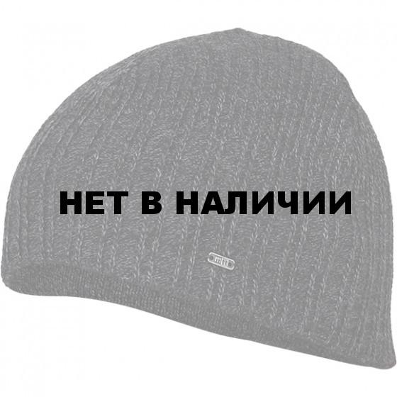 Шапка полушерстяная marhatter MMH 4856/3 черный/белый 032