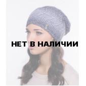 Шапка полушерстяная marhatter женская MWH 4858/1 серый 012