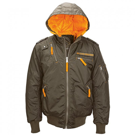 Куртка Stabilizer Alpha Industries rep. grey