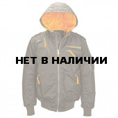 Куртка Stabilizer Alpha Industries rep. grey