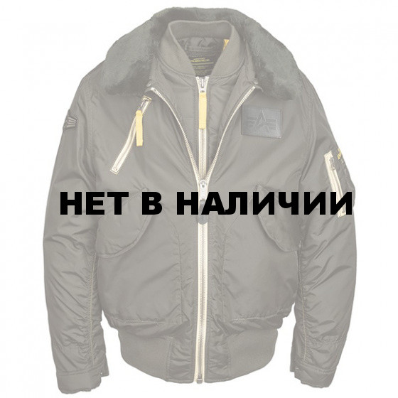 Куртка B-15 Air Frame Alpha Industries rep. grey