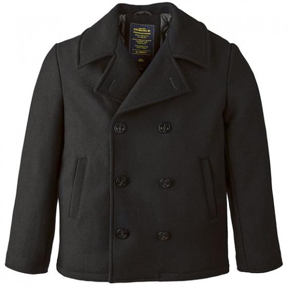 Куртка Ahoy Alpha Industries black