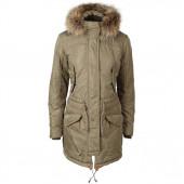 Куртка женская Alpha-M Primaloft biege 50/158-164