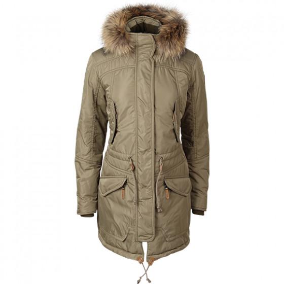 Куртка женская Alpha-M Primaloft biege