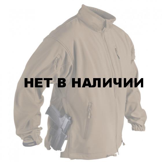 Куртка Helikon-Tex Jackal QSA™ Jacket - Shark Skin coyote