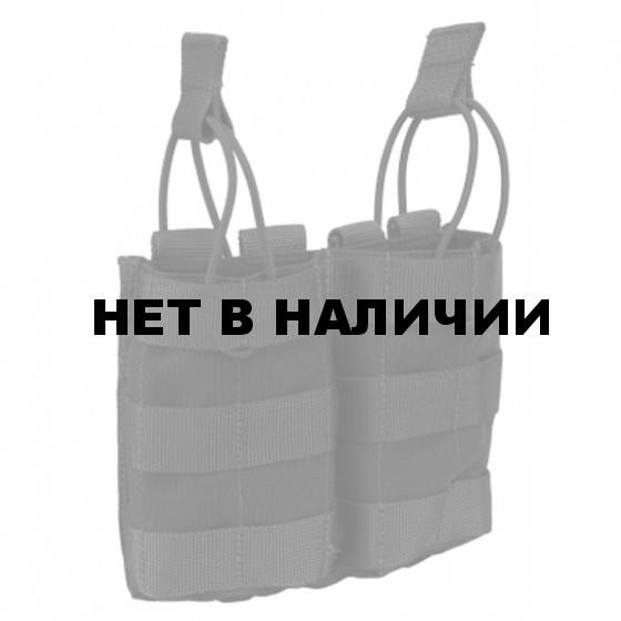 Подсумок TT 2-Single Mag Pouch BEL M4 (black)