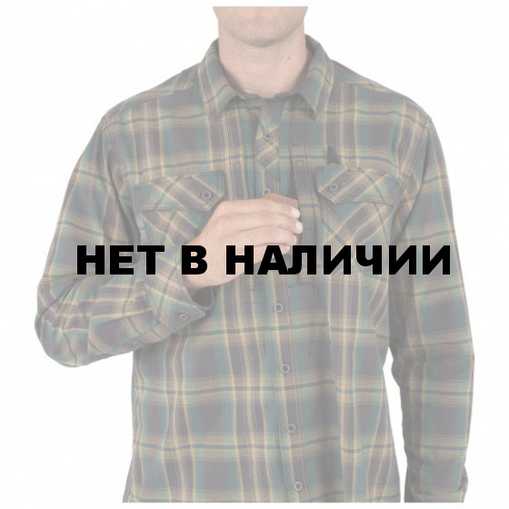 Рубашка 5.11 Flannel L/S Shirt steam S