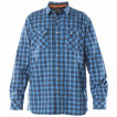 Рубашка 5.11 Flannel L/S Shirt sapphire