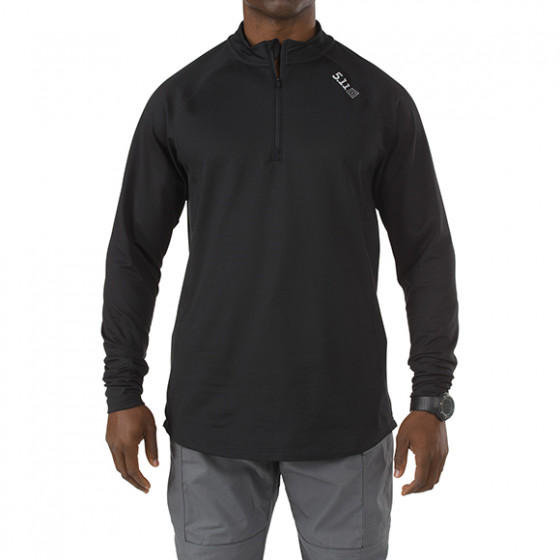 Термобелье 5.11 Sub Z Quarter Zip black M